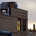 Sunset Through a Window - Long Island City, Queens NYC