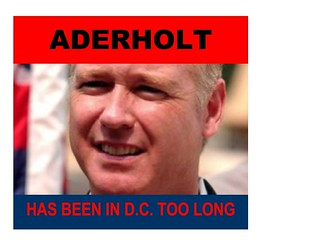 Robert Aderholt | by Left in Alabama