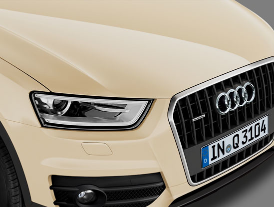 Audi Q3 Platinum Beige Metallic Www M25audi Co Uk Audi