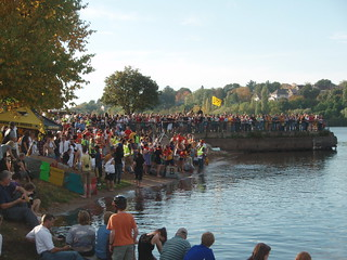 Cardboard Boat Races-Homecoming '11 | by Michigan Tech is Crazy/Smart