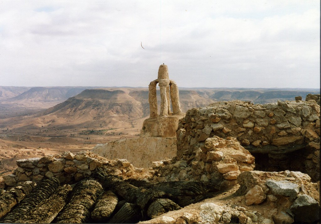 Libya >> Nafusa Mountains,Libya, November 2004 | Sludge G | Flickr