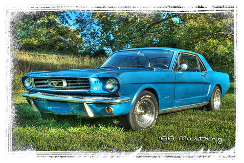 '66 Mustang - (mine!)  :-) | by J.L. Ramsaur Photography