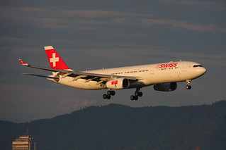 Airbus A330 HB-JHB | by SwissIntlAirLines