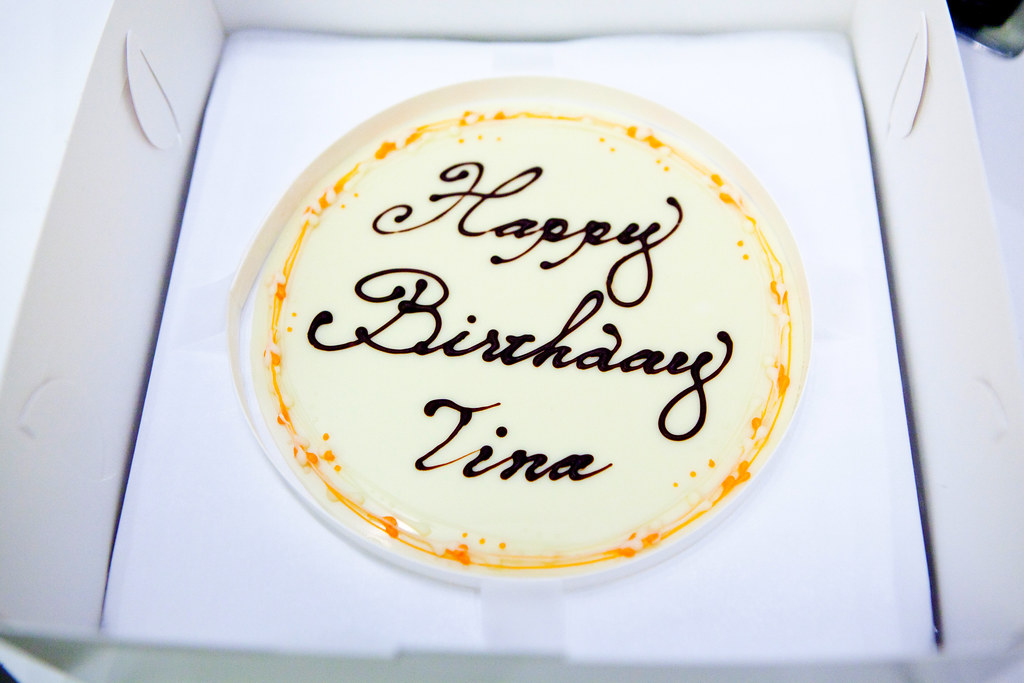 My Early Birthday Cakes Chocolate Plaque Lady M Accordi Flickr