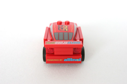 8423 World Grand Prix Racing Rivalry Lightning McQueen - Tail | by fbtb