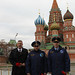 Expedition 30 Crew Tours Red Square
