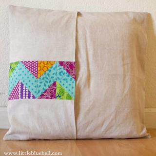 Pillow Talk Swap 6, Finished | by Little Bluebell