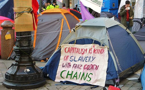 Occupy - London 2011 | by helenoftheways
