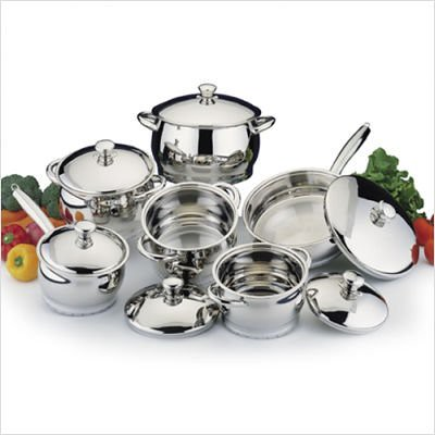 black friday 12 piece cookware set in stainless steel flickr photo sharing. Black Bedroom Furniture Sets. Home Design Ideas