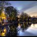 Minster Pool, Lichfield HDR