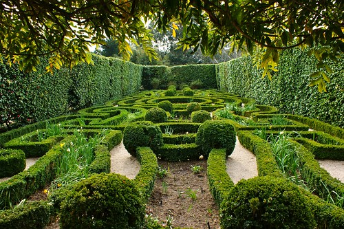 Formal boxwood parterre karl gercens flickr for Parterre 3d