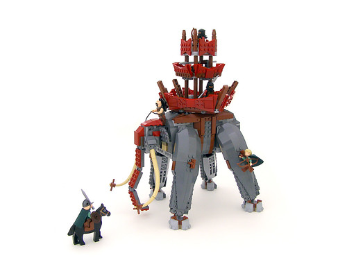 lego lord of the rings mines of moria instructions