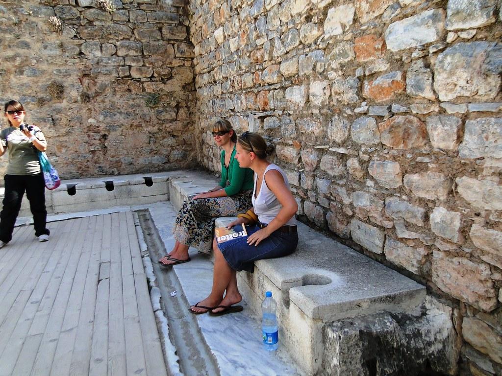 Los Baños Romano La Hedionda:Ingenieria De Los Romano's