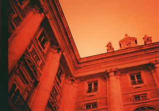 madrid in redscale | by mysterymoor
