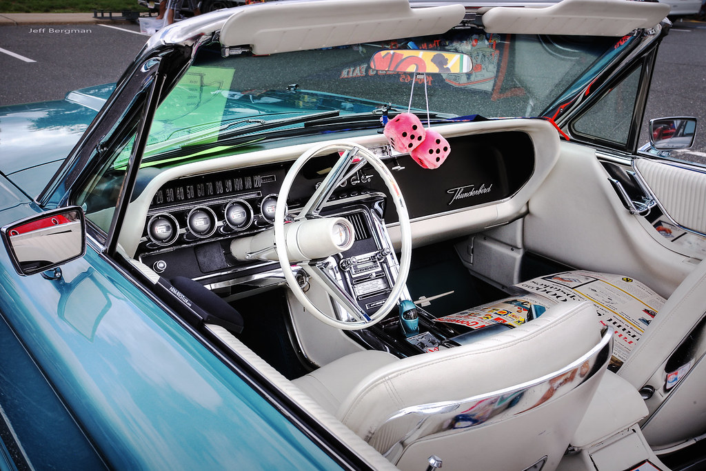 Modern Automobile Design | The space age interior of the fou… | Flickr