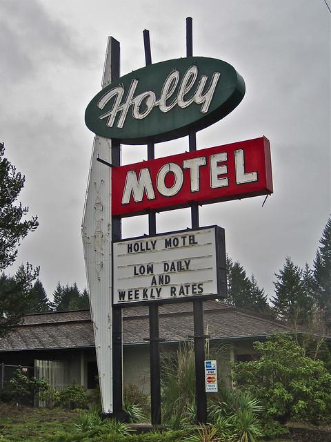Holly Motel Olympia Rates