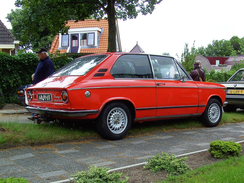 1972 Bmw Touring 2000 Automatic David Van Mill Flickr