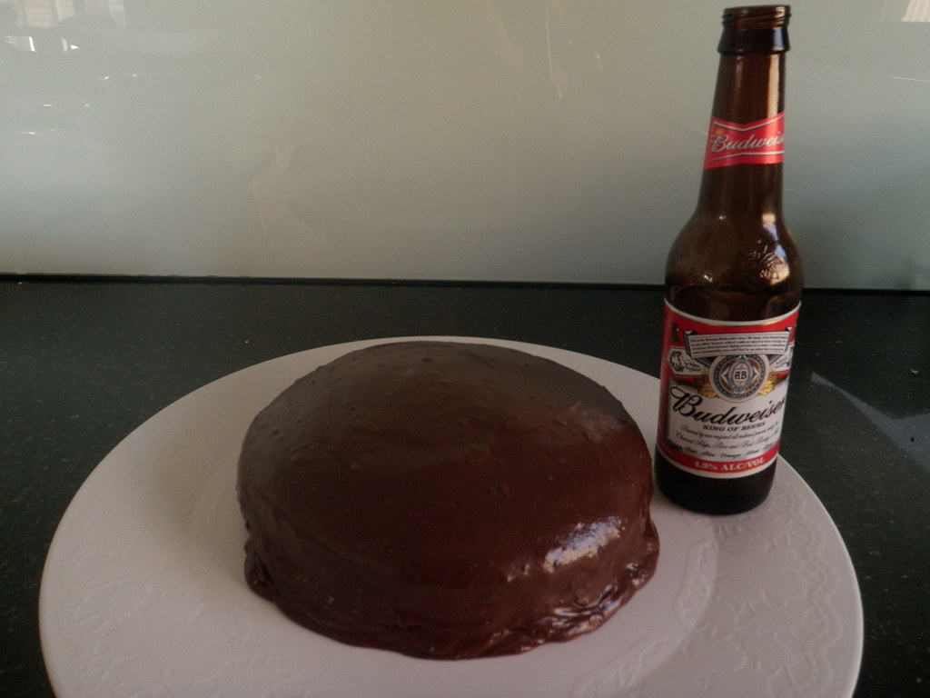 Image Of Beer Cake