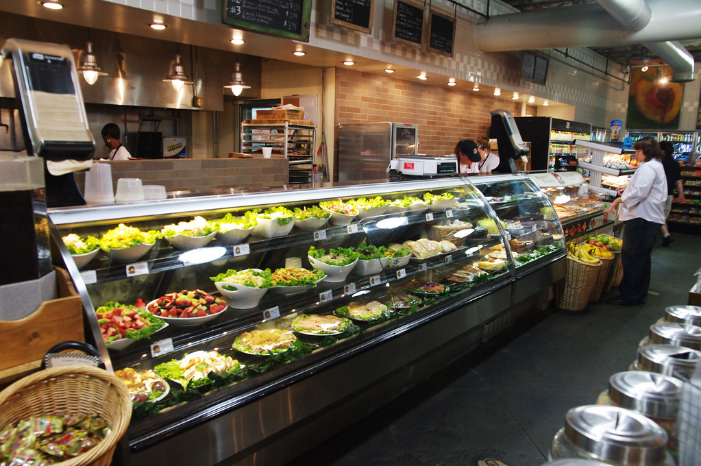 Deli Counter Did We Mention Our Delicious