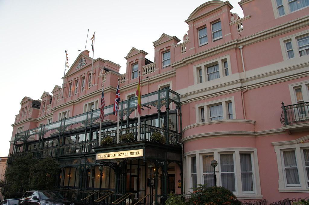 Richmond Hill Hotel London