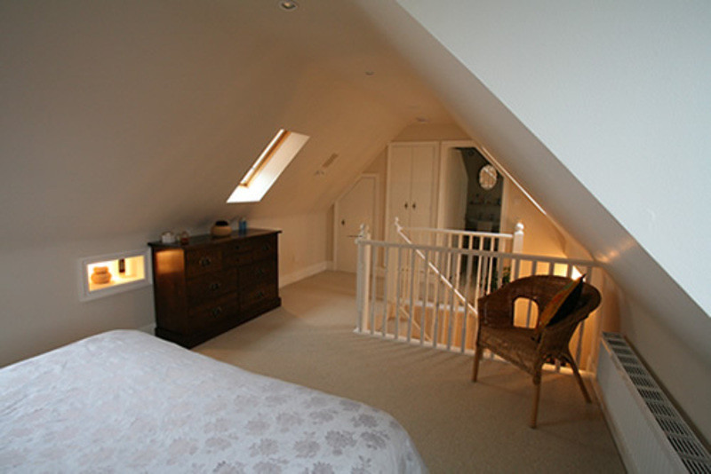 How To Build A Loft Mezzanine In A Small Bedroom How To