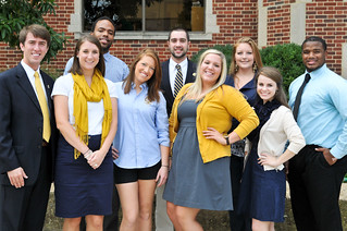 Homecoming Court 2011 | by UT-Chattanooga