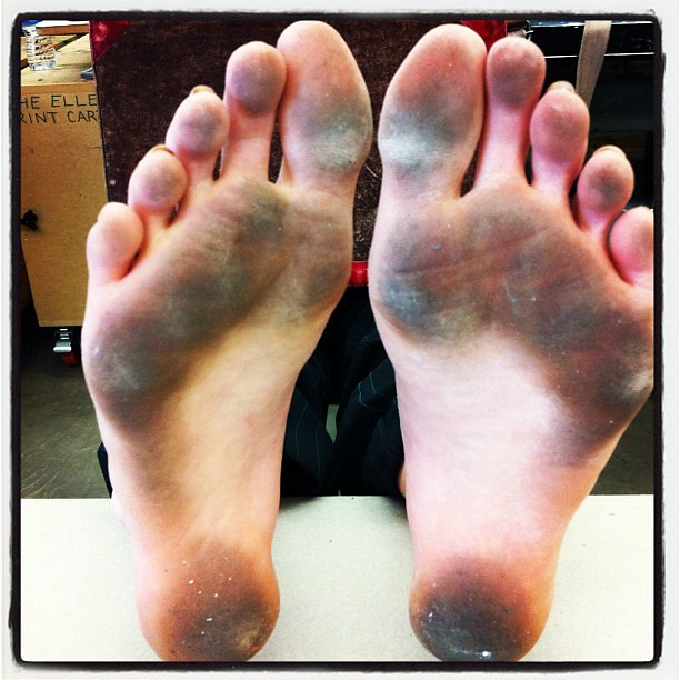 New consolidated foot fetish site