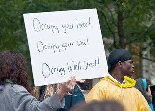 Occupy Wall Street! (19/37) | by Tony Fischer Photography