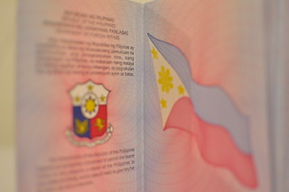 Philippine Passport | by ebarrun