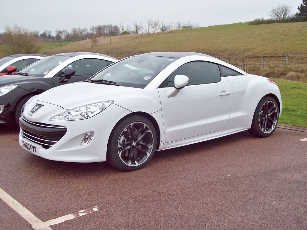 12 peugeot rcz gt thp 200 2010 on peugeot rcz tph200 20 flickr. Black Bedroom Furniture Sets. Home Design Ideas