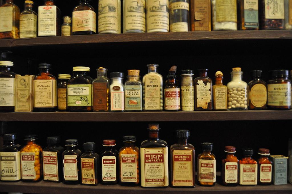 Old Pharmacy Old Pharmacy Pamela Schreckengost Flickr