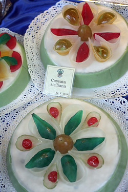 cassata siciliana | by David Lebovitz