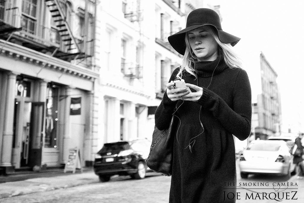 New york street photography fuji x100 by the smoking camera