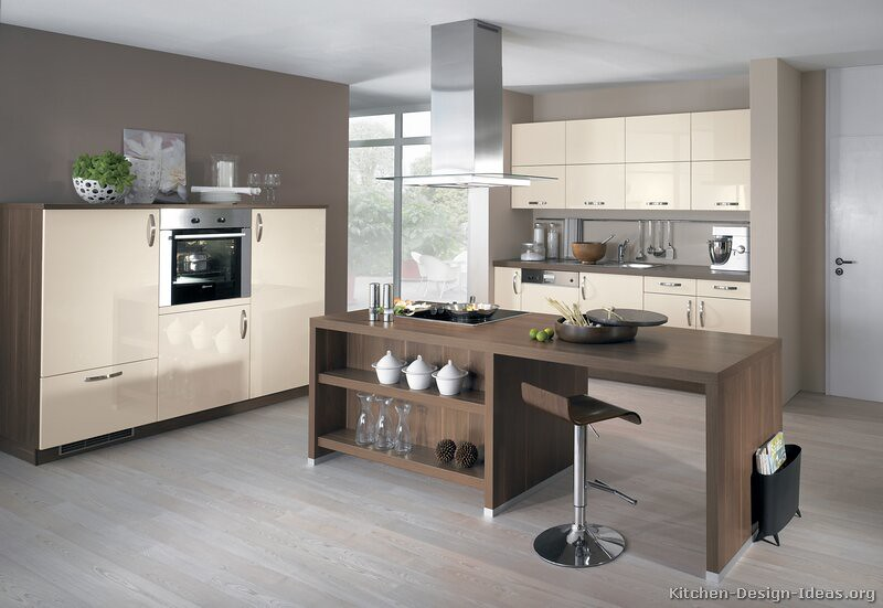 Kitchen Cabinets Com kitchen-cabinets-modern-two-tone-229-A181a-antique-white-d ...