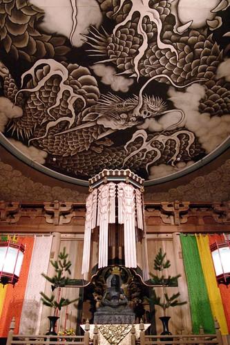 建長寺法堂 Kenchō-ji Hatto