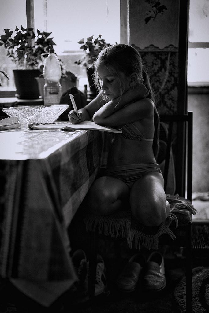 Ich Schreibe Dir Einen Langen Brief Weil Ich Für E Flickr