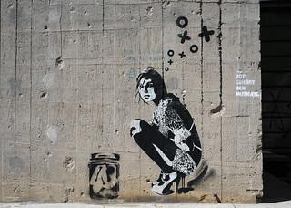 xoooox street art in berlin flickr. Black Bedroom Furniture Sets. Home Design Ideas