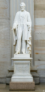 Abraham Lincoln Statue | by USCapitol