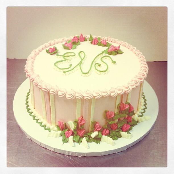 Enjoyable Wilton Birthday Cake Polkadots Olga Flickr Funny Birthday Cards Online Barepcheapnameinfo