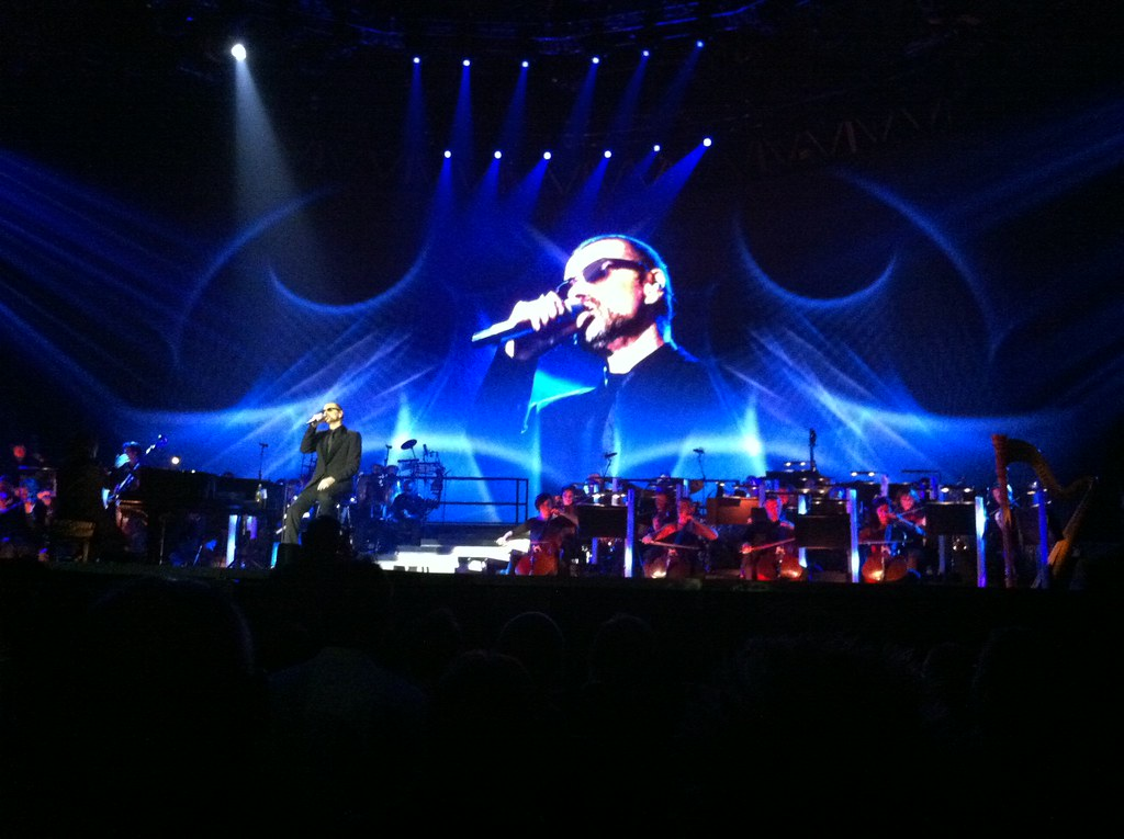 George Michael | George Michael Symphonica live in ... George Michael