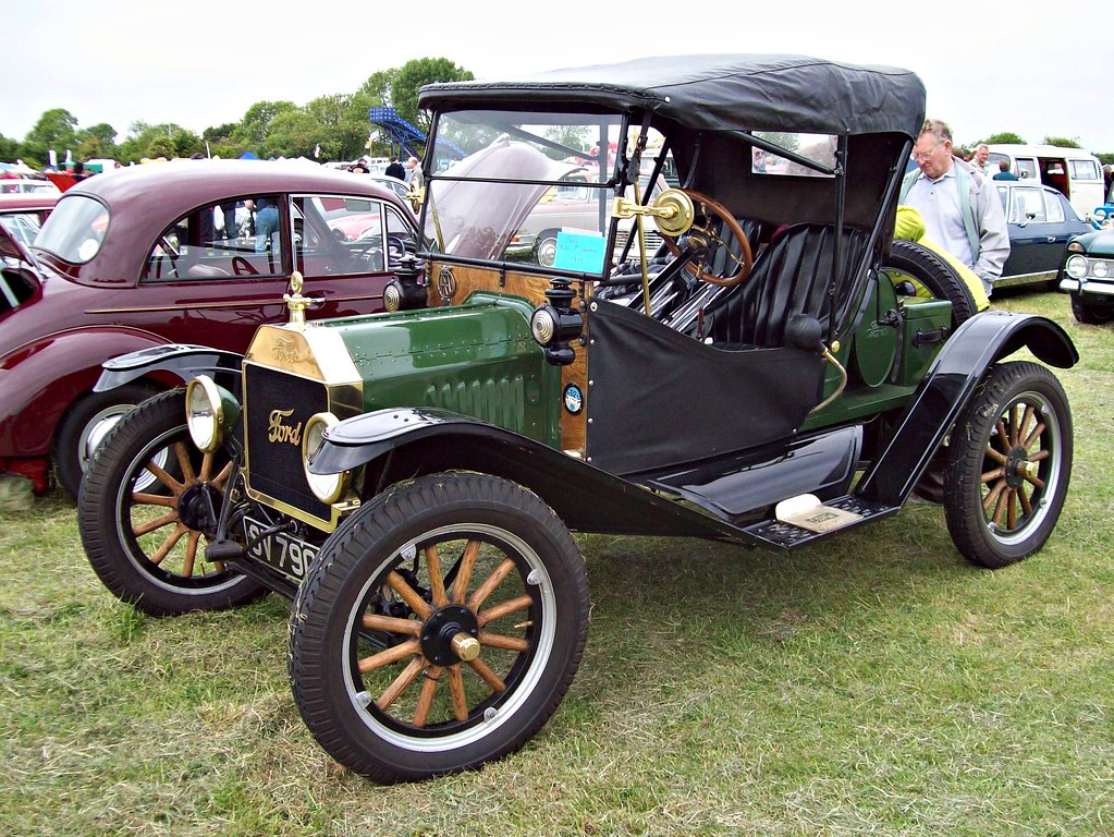 125 Ford Model T 190823  Ford Model T 1915 Engine Ci 1  Flickr