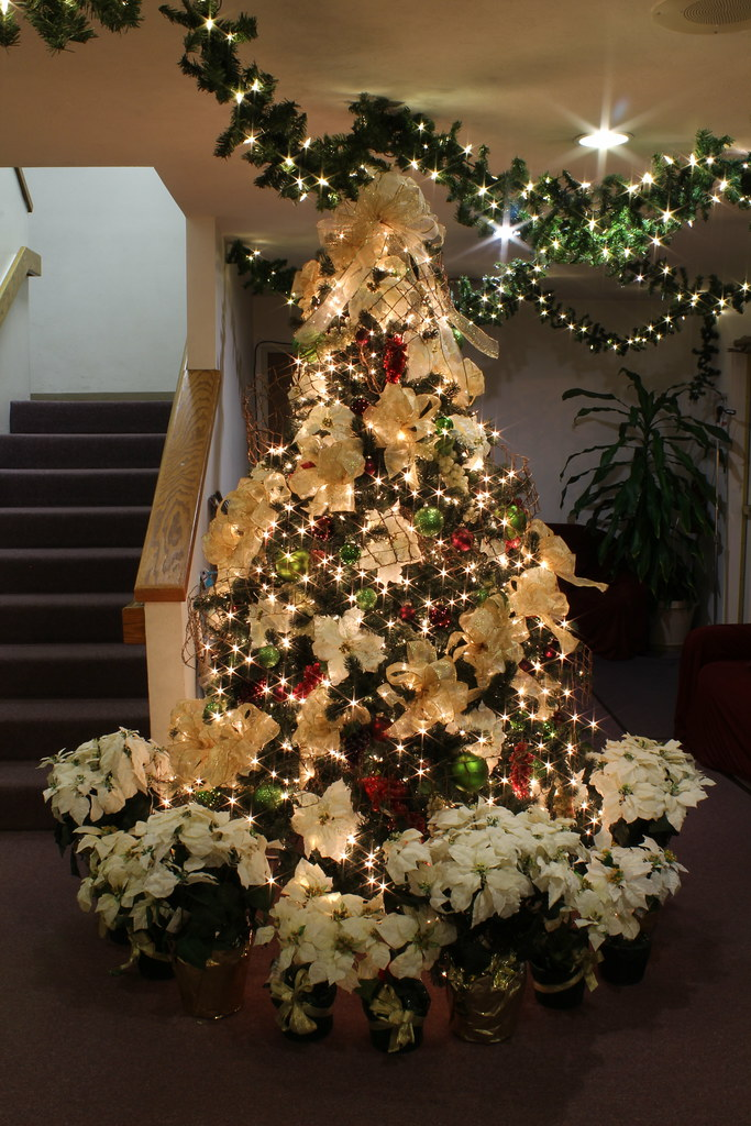 Grapevine Purple and Green Christmas Tree | A return of a
