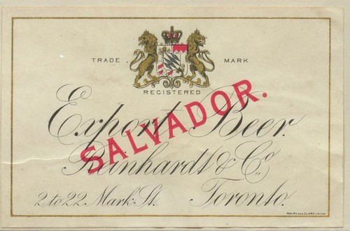 Salvador Export Beer | by Thomas Fisher Rare Book Library, UofT