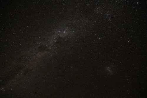 Canon EOS 5D Mark III sample image 20 second astro photography at 6400 ISO, 24mm | by Cameralabs