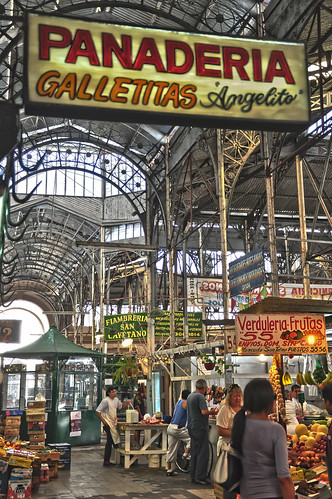 Mercado De San Telmo Buenos Aires Cristian Meneghin