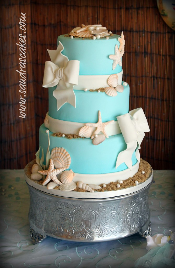 sea themed wedding cakes themed wedding cake durbin flickr 19719
