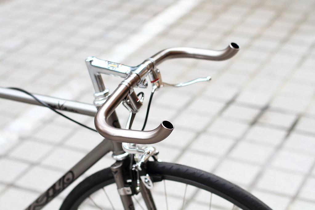 kiyo miyazawa track frame complete bike kiyo miyazawa