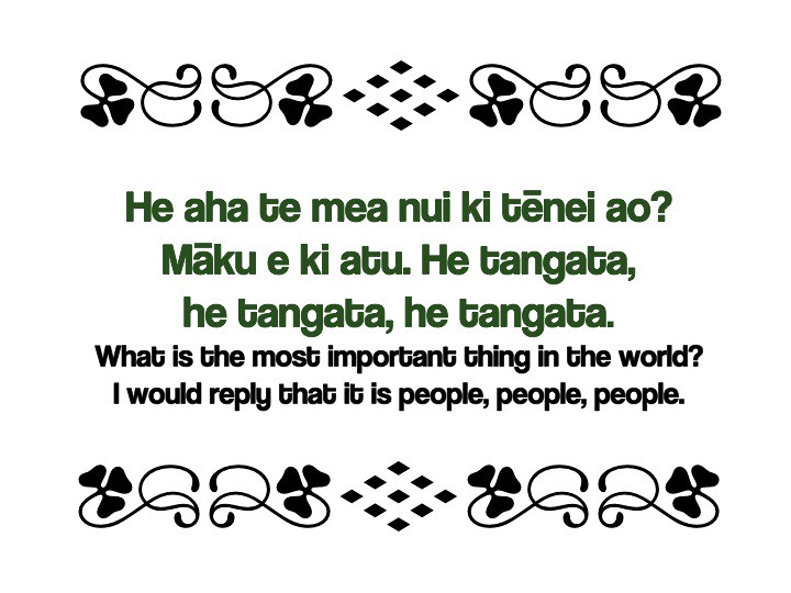 examine te ao maori in ece Ngā pou here is a metaphor used to frame the early childhood education review methodology ngā pou here is about the factors that affect the capacity of early childhood services to promote.