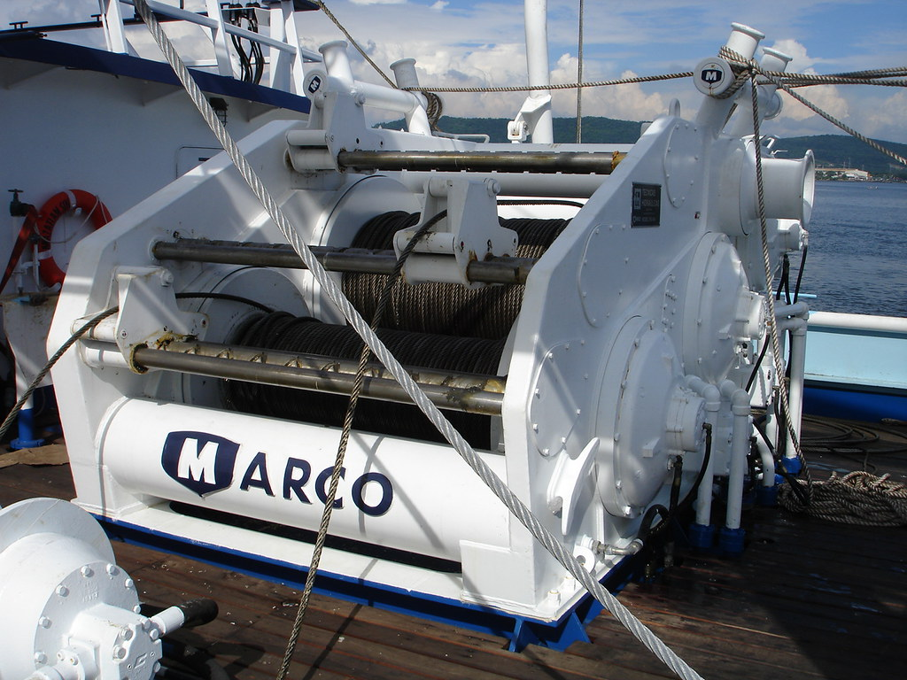 TH-Marco Purse Winch WS-454 | TH Marco | Flickr