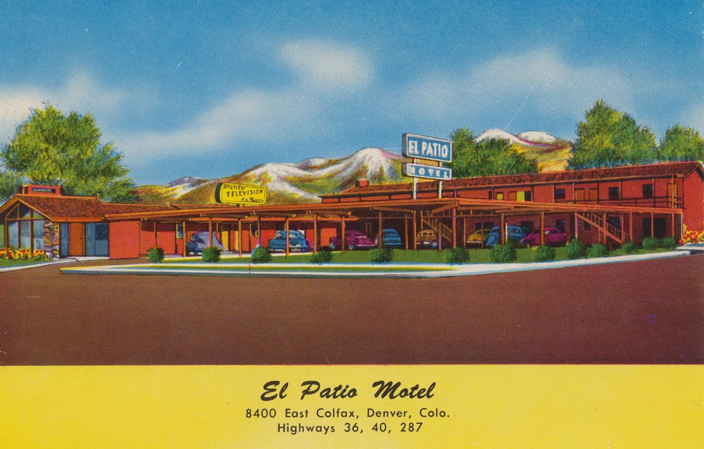 El Patio Motel - Denver, Colorado
